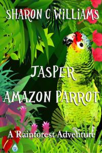 Jasper amazon parrot